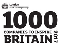 100 Companies to inspire Britain 2017