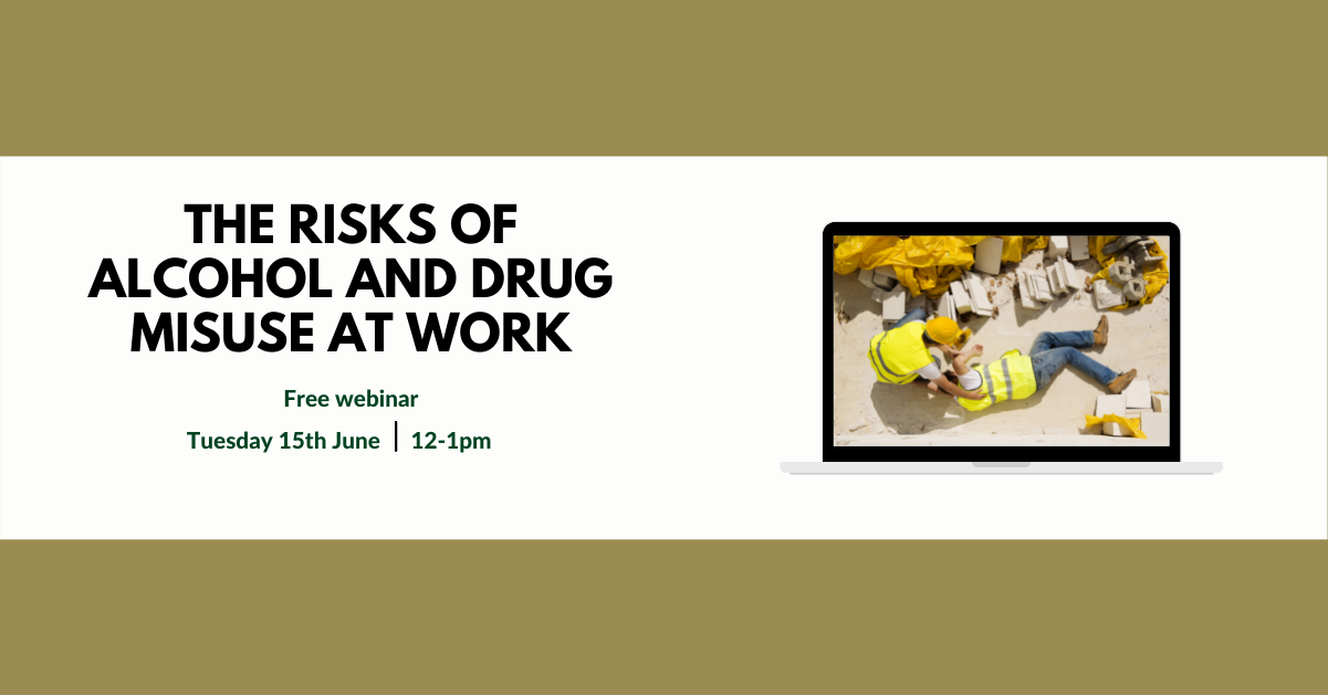 The Risks of Alcohol and Drug Misuse at Work