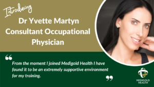Consultant Occupational Physician
